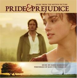 English Chamber Orchestra / Thibaudet, Jean-Yves - Pride & Prejudice CD Cover Art