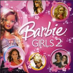Barbie Girls - Barbie Girls Vol. 2 - Barbie Girls CD Cover Art