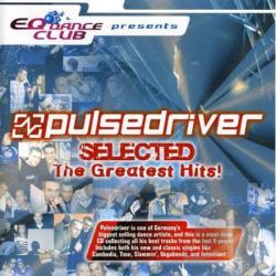 Pulsedriver - Selected Greatest Hits CD Cover Art