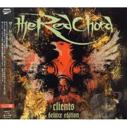 Red Chord - Clients Deluxe Edition CD Cover Art