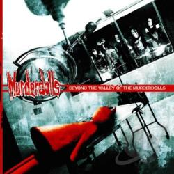Murderdolls - Beyond Valley CD Cover Art