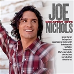 Nichols, Joe - Greatest Hits CD Cover Art
