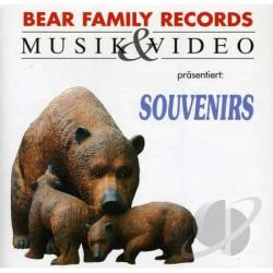 Bear Family Sampler-Souvenirs CD Cover Art
