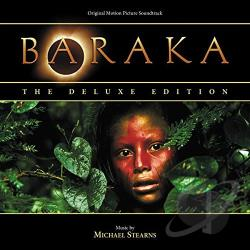Stearns, Michael - Baraka CD Cover Art