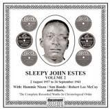 Estes, Sleepy John - Complete Works, Vol. 2 (1937 - 1941) CD Cover Art
