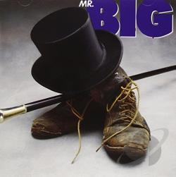 Mr. Big - Mr. Big CD Cover Art
