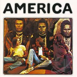 America - America CD Cover Art