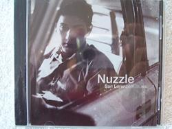Nuzzle - San Lorenzo's Blues CD Cover Art