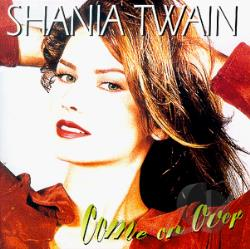 Twain, Shania - Come on Over CD Cover Art