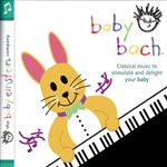 Baby Einstein - Baby Einstein: Baby Bach CD Cover Art