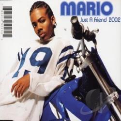 Mario - Just A Friend CD Cover Art