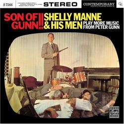 Manne, Shelly - Son of Gunn!! CD Cover Art