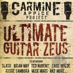 Appice, Carmine / Appice, Carmine Project - Ultimate Guitar Zeus CD Cover Art
