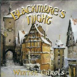 Blackmore's Night - Winter Carols CD Cover Art