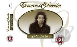 Enrique, Luis - Tesoros de Coleccion CD Cover Art