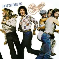 Chicago - Hot Streets CD Cover Art