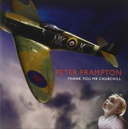 Frampton, Peter - Thank You Mr. Churchill CD Cover Art