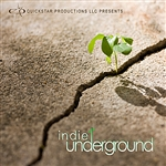 Quickstar Productions Presents: Indie Underground, Vol. 10 DB Cover Art