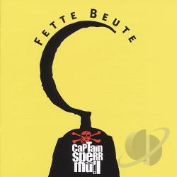 Captain Sperrmuell - Fette Beute CD Cover Art