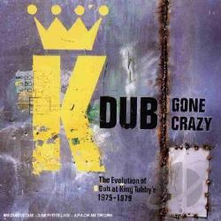 King Tubby - Dub Gone Crazy CD Cover Art