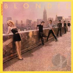 Blondie - Autoamerican CD Cover Art