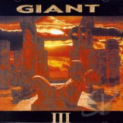 Giant - III CD Cover Art
