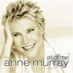 Murray, Anne - All of Me CD Cover Art