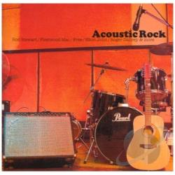 Acoustic Rock CD Cover Art