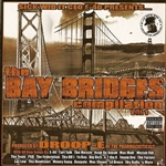 E-40 - Bay Bridges Compilation CD Cover Art