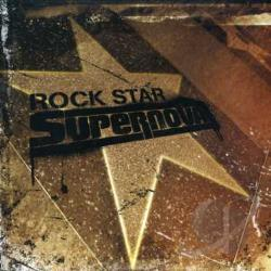 Rock Star Supernova - Rock Star Supernova CD Cover Art