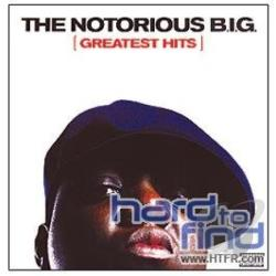 Notorious B.I.G. - Greatest Hits LP Cover Art