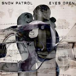 Snow Patrol - Eyes Open LP Cover Art