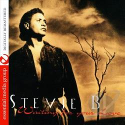 Stevie B. - Waiting for Your Love CD Cover Art