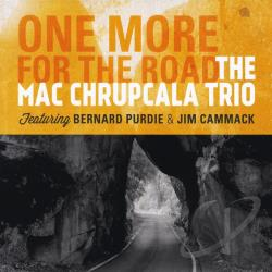 Mac Chrupcala - One More For the Road CD Cover Art