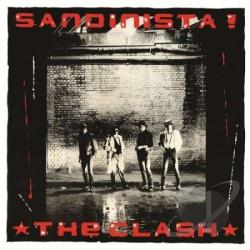 Clash - Sandinista CD Cover Art