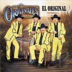 Los Originales De San Juan - El Original CD Cover Art