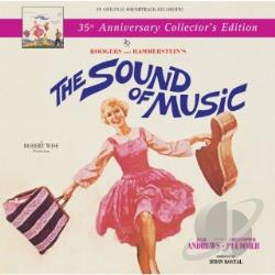 Andrews, Julie - Sound of Music CD Cover Art