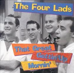 Four Lads - That Great Gettin' Up Morning CD Cover Art