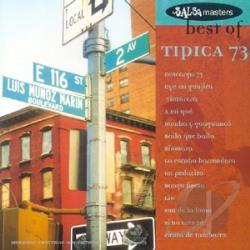 Tipica 73 - Salsa Masters: Best Of CD Cover Art