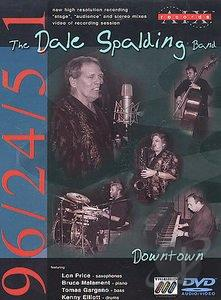 Spalding, Dale - Downtown DVA Cover Art