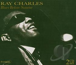Charles, Ray - Blues Before Sunrise CD Cover Art