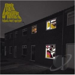 Arctic Monkeys - Favourite Worst Nightmare CD Cover Art