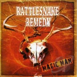 Rattlesnake Remedy - Magic Man CD Cover Art