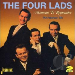Four Lads - Moments to Remember: The Fabulous 50's CD Cover Art