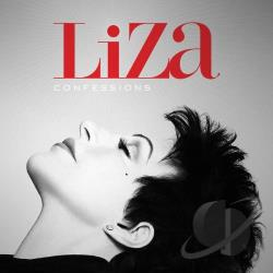 Minnelli, Liza - Confessions CD Cover Art