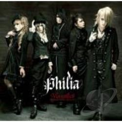 Versailles - Philia CD Cover Art