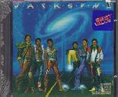 Jacksons - Victory CD Cover Art