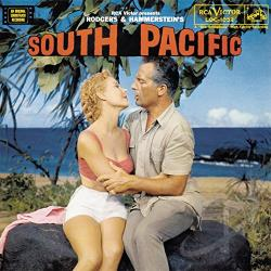 South Pacific CD Cover Art