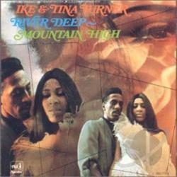 Ike & Tina Turner - River Deep Mountain High CD Cover Art