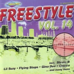 Freestyle V.14 CD Cover Art